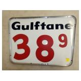 10X27 GULFTANE PRICING SIGN