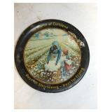 COTTOLENE SHORTNING BLACK AMERICAN TIP TRAY