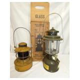 MILITARY LANTERN, VA DEPT. HIGHWAYS LANTERN