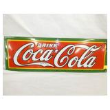 10X30 PORC. 5 COLOR COCA COLA SIGN