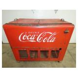 EMB. COCA COLA DRINK BOX