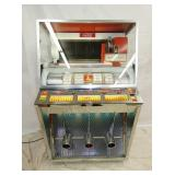 MODEL KS200 SEEBURG COKE JUKE BOX