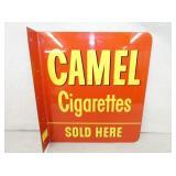 12X13 CAMEL CIGARETTES FLANGE