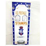 8X19 PORC. 5CENT,10CENT STAMP MACHINE