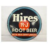 12IN EMB. HIRES ROOT BEER SIGN