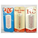 16IN ROYAL CROWN THERMOMETERS
