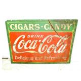 VIEW 2 OTHERSIDE COKE CIGAR CANDY SIGN