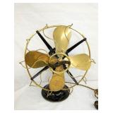WESTINGHOUSE BRASS BLADE FAN
