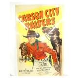 1948 CARSON CIT RAIDERS