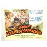 1951 SNAKE RIVER DESPERADOES