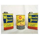CASITE,MIRACLE POWER TINS/CANS