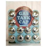 NOS GAS TANK CAP COUNTER DISPLAY