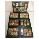 COLLECTION EARLY MATCH BOOKS