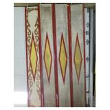 10X17 EARLY CIRCUS WALL PANELS