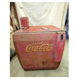 EMB. COKE COOLER MODEL 139 C