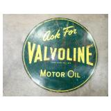 VIEW 2 OTHERSIDE VALVOLINE SIGN