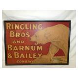 RINGLING BROS BARNUM & BAILEY