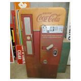 MODEL 56-A CAVALER COKE BOX
