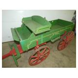 VIEW 2 JOHN DEERE W/ SHAFTS & SEAT
