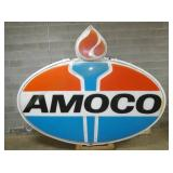 LG 96 TALL X 120 LONG LIGHED AMOCO