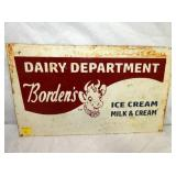 12X20 BORDENS ICE CREAM W/ ELSIE