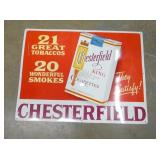 18X24 21/20 CHESTERFIELD SIGN