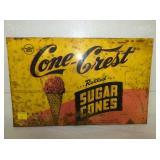 12X18 1/2 CONE CREST CONES