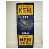 15X41 1960 NEHI VERTICAL SIGN