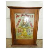 19 1/2 X 29 RARE DR. DANIELS CABINET