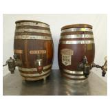 ROOT BEER BARREL DISPENSERS