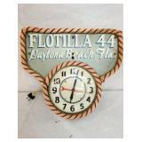 16X17 FLOTILLA 44 ADV. CLOCK