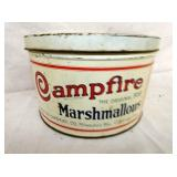 6X10 CAMPFIRE MARSHMALLOWS TIN