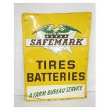 26X34 SAFEMARK TIRES & BATTERIES