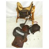 CIVIL WAR ERA SADDLES