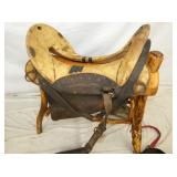 VIEW 2 CIVIL WAR SADDLE