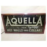 13X24 AQUELLA LIGHTUP SIGN