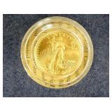 2000 $5 GOLD PIECE