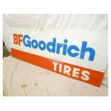 VIEW 2 RIGHTSIDE BF GOODRICH TIRES SIGN