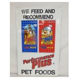 20X32 NOS PET FOODS EMB. SIGN