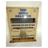 15X19 TUMS ALK SELTZER DISPLAY