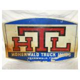 25X37 HTL TRUCK REFLECTIVE SIGN