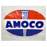 VIEW 2 OTHERSIDE PORC. AMOCO 1958 SIGN