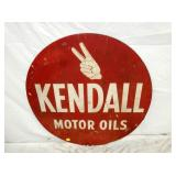 36IN KENDALL MOTOR OILS SIGN