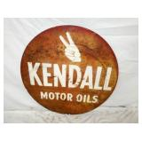 VIEW 2 OTHERSIDE KENDALL OIL SIGN