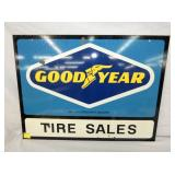 18X24 GOODYEAR TIRE SALES SIGN