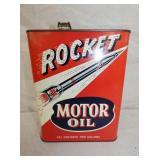 2G. ROCKET MOTOR OIL W/ ROCKET