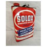 1G. SOLOX ALCOHOL CAN