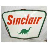 61X84 PORC. 1960 SINCLAIR SIGN