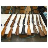 GUNS INDOOR AUCTION 11AM - 12PM