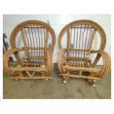 WILLOW BENTWOOD CHAIRS